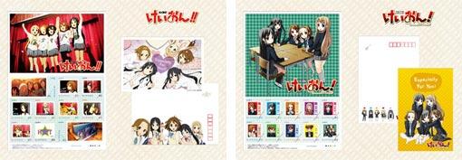 デザインはアニメ版と原作版の2種で、80円切手10枚と、ポストカード、封筒がセットになっています。 価格はどちらも2,000円。 詳しくは郵便局HPにて