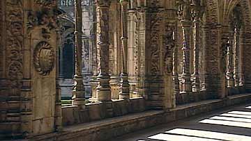 リスボンのジェロニモス修道院とベレンの塔の画像 p1_4