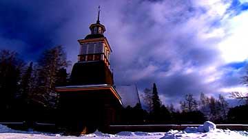 ペタヤヴェシの古い教会の画像 p1_3