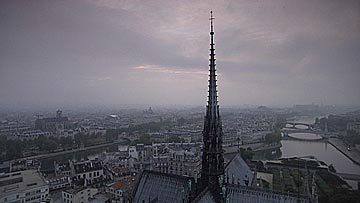 パリのセーヌ河岸の画像 p1_1