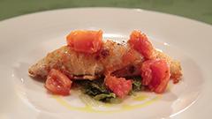 ナポリ風・薄切り豚の肉巻き『ブラッチョーラ』
