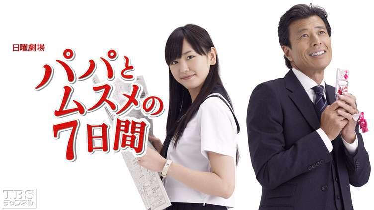 パパとムスメの7日間 ドラマ・時代劇 TBS CS[TBSチャンネル]